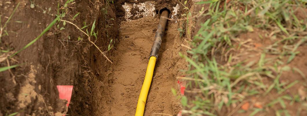 Domovní plynovod s nerezovou trubkou Gas Profi