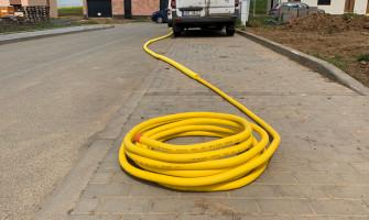 Rychlá jednochlapová instalace domovního plynovodu