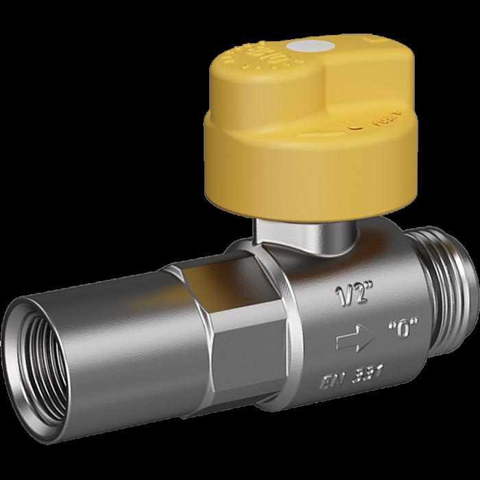 Bezpečnostní plynový ventil Merabell VAIT Rp1/2
