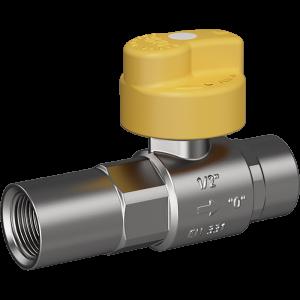 """Bezpečnostní plynový ventil Merabell VAIT Rp1/2""""-Rp1/2"""" - přímý"""