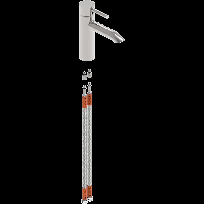 Redukce Merabell M10x1(F)-M8x1(M) pro hadice Aqua (2ks)